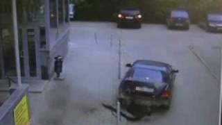 سكران بالسيارة