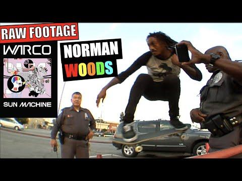Norman Woods: Sun Machine (RAW FOOTY)