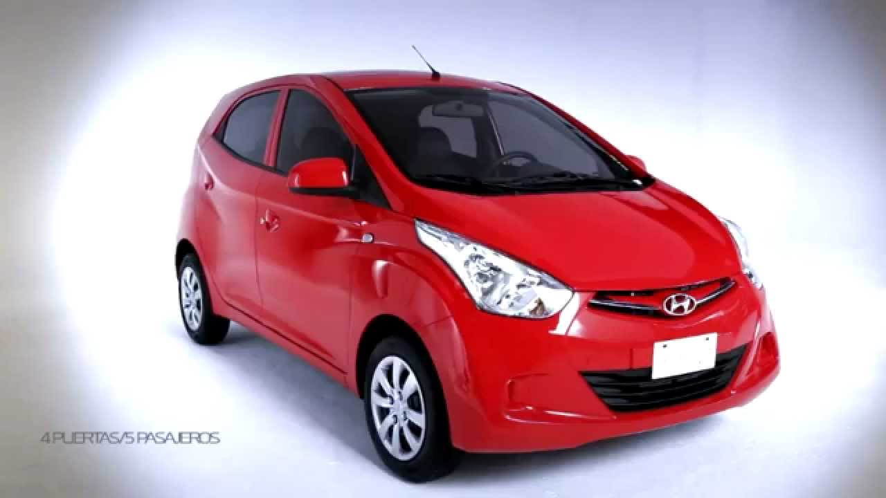Hyundai Eon Youtube