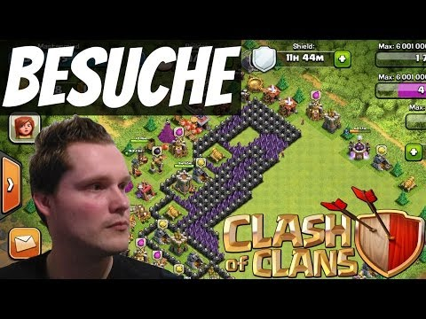 BESUCHE UND REVIEWS    CLASH OF CLANS    Let's Play Clash of Clans [Deutsch/German HD]