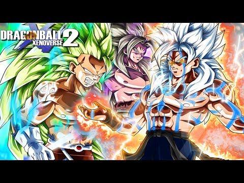 SAIYAN GOD OF DESTRUCTION! The Last Surviving Universe 13 Destroyer | Dragon Ball Xenoverse 2 Mods