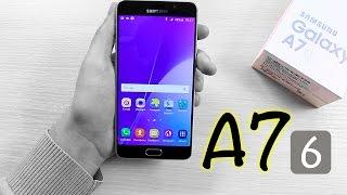 Samsung A7 2016 - Первое знакомство