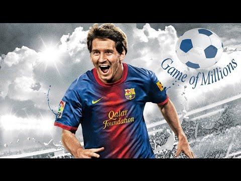 Lionel Messi - fenómeno de fútbol