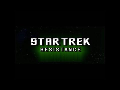 Star Trek XII: Resistance (2012) Trailer (Fan Made)