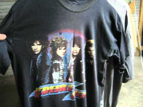 My Ace Frehley/Frehley's Comet Shirts