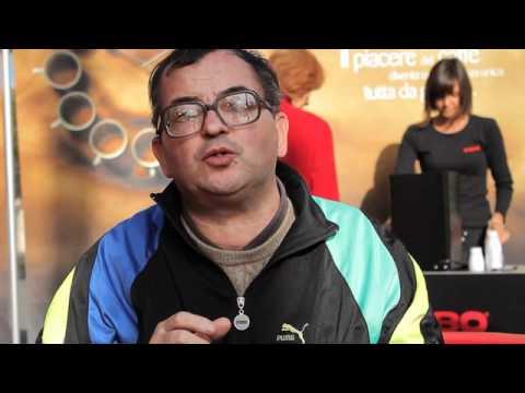 Kimbo: Tour del divano Rosso – Roma – Casting  Giuliano Berrettini