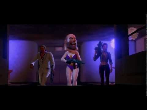 Saints Row The Third Funny Moments #2