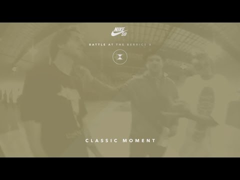 BATB: Classic Moment - Mike Carroll vs. El Hardflip
