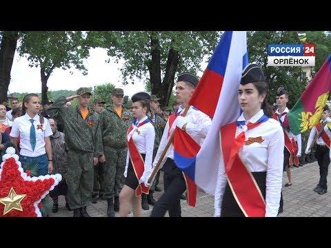 День Победы в Новомихайловском