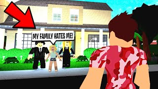 She Was a HATED CHILD.. So I Changed Her Life! (Roblox)