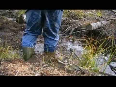 Mud and rain clothes 1