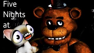 HPSs_Play #2 // Five Nights at Freddy
