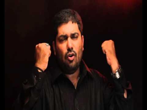 Kashif Raza Ghulaman-e-Hur 2013. Mashkiza E Sakina