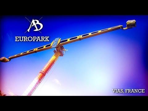 Europark Vias Plage - Plus grand parc forain fixe de France !