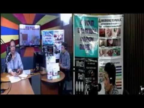 longrich radio FM station interview @ DZAR sonshine 1026 manila station..watch and believe..