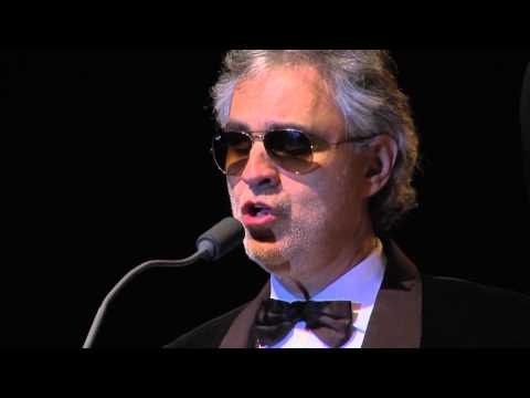 From the Depths – Andrea Bocelli – Holocaust Memorial Day 2014