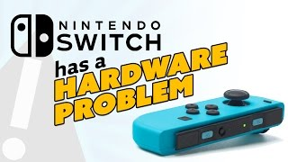 Nintendo Switch Has a HARDWARE PROBLEM? - The Know Game News