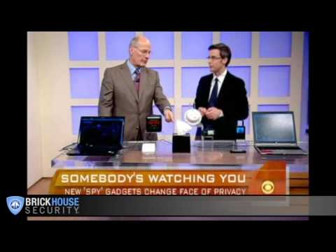 CBS Early Show Teaches Viewers How To Protect Themselves From Hidden Cameras