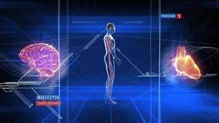 Нанотехнологии 2013 / Nanotech expo 2013 ロシアテレビ
