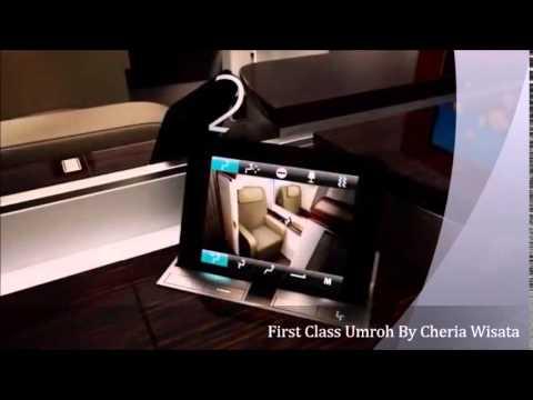 Video umroh first class