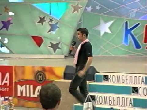 Высшая лига (2002) 1/8 - 95 квартал - Приветствие