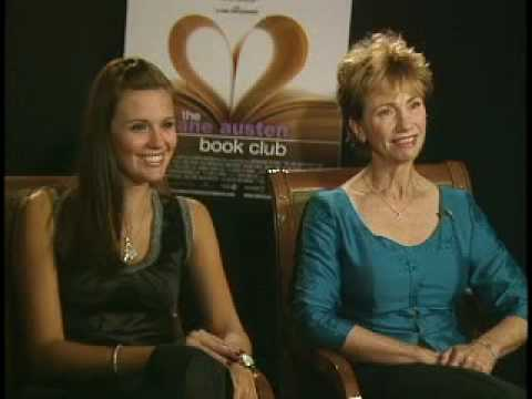 Maggie Grace & Kathy Baker on the Stephen Holt Show Video
