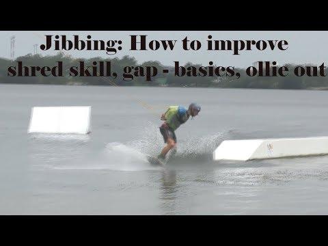 How to GAP. Wakeboard tutorial. Jibbing : Gap, Ollie Out .Как научиться красиво кататься по фигурам.
