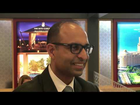 Amit Arora, general manager, The Ritz-Carlton Ras Al Khaimah, Al Wadi Desert & Al Hamra Beach