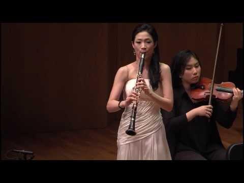 J. Stamitz: Clarinet Concerto in B flat Major (Jaehee Choi/ Won K. Chae/ NFA Orchestra/ 최재희/ 채원경)