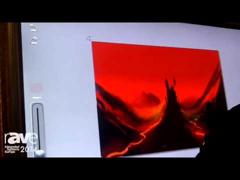 ISE 2014: Baanto Demos Shadowsense Touch Technology