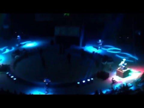 Большой Московский Цирк UFO - цирк с другой планеты