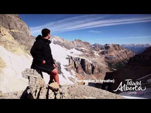 Hiking Abbot Pass in the Canadian Rockies - Travel Alberta, Canada
