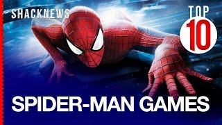 Top 10 Spider-Man Games