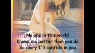 Britney Spears - Dear Diary + Lyrics