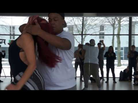 00128 AZNLZF2017 Vanessa and Val ACD ~ video by Zouk Soul