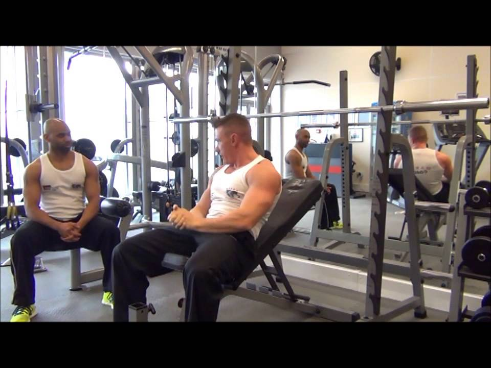 Proper Incline Bench Press Form Incline bb Bench Press