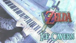 Ice Cavern - The Legend of Zelda: Ocarina of Time (❄Ice Cold Piano Cover❄)