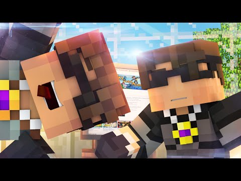 Minecraft Animated Short : THE STALKER!