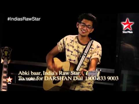 India's Raw Star: Vote for Raw Star Darshan Raval!
