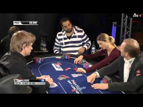 EPT 9 - London (Day 2, Part 1) [RUS]