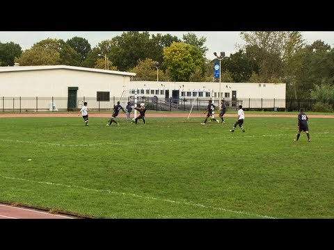 Men's Soccer: Queensborough vs. Nassau CC (10/9/12)