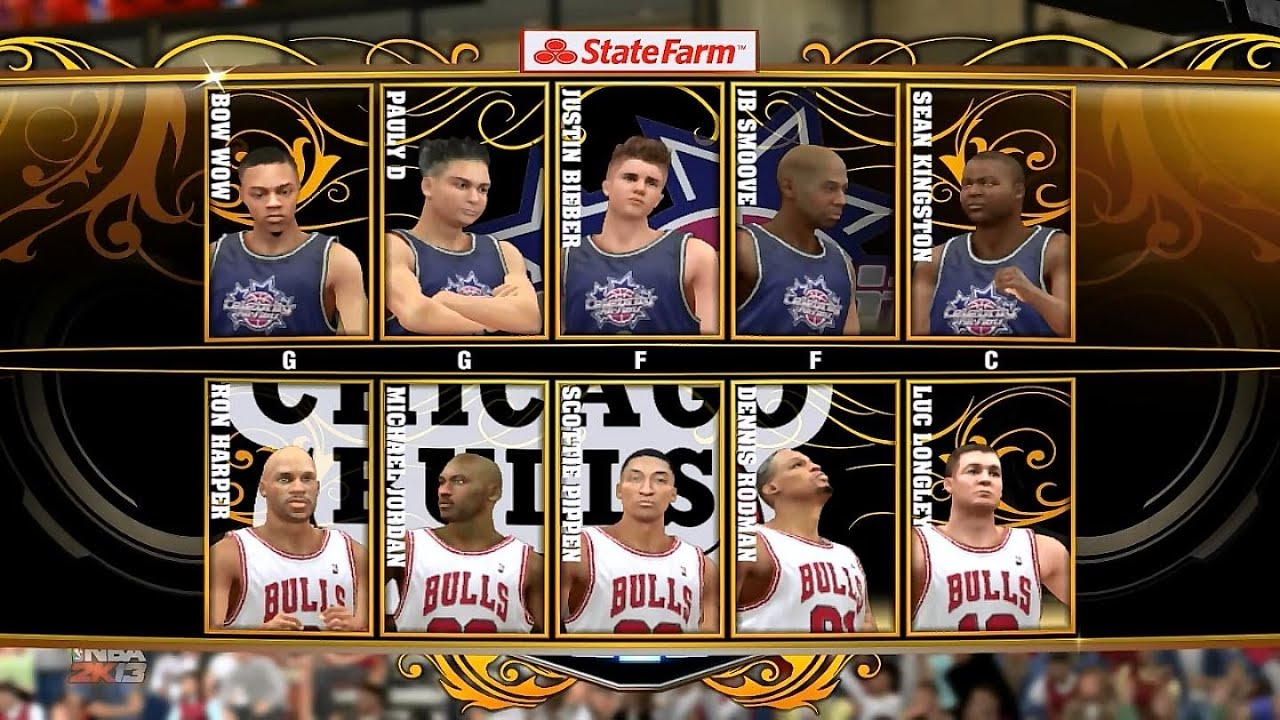 Jordan Bulls Team Team | Michael Jordan