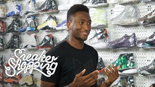 Marques Brownlee Goes Sneaker Shopping With Complex