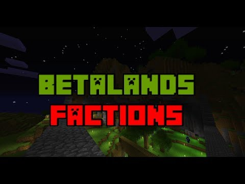 Minecraft - Beta 1.7.3 Factions Server - June 2018