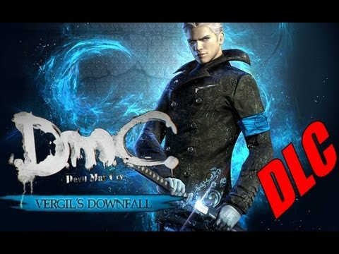 DMC: Vergil Downfall #01
