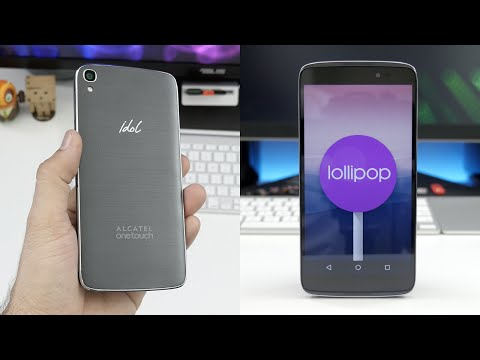 Best Budget Smartphone in 2015?! (Alcatel OneTouch Idol 3)