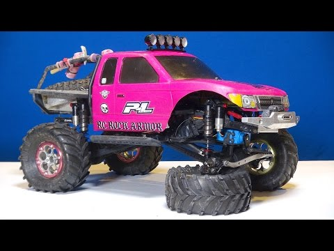 Rc Adventures - Pinky Repair & Upgrade - Jem Guest Stars! Family Time - Extended Version video