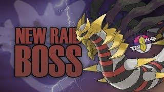 Giratina Origin Form Raid & PvP Guide | Pokemon GO