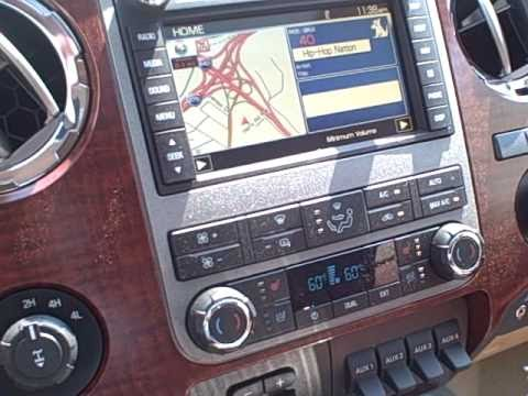 KING RANCH 2011 F-250 4X4