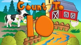 Count to Ten! (to the tune of Bingo was his Name-O)